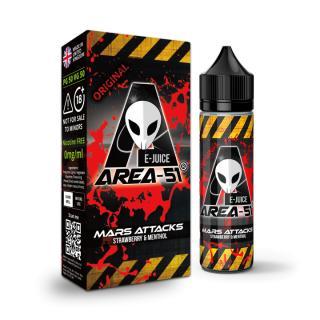 Area 51 Mars Attack Shortfill