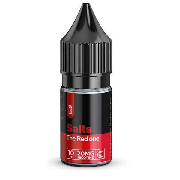 The Red One Nicotine Salt by RED