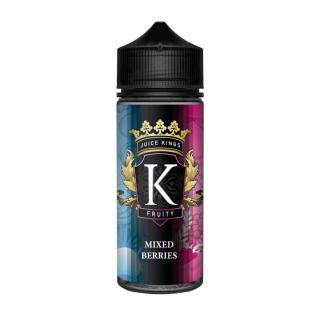 Juice Kings Mixed Berries Shortfill