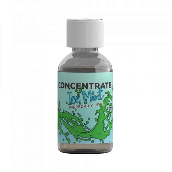 Ice Mint Concentrate by TMB Notes