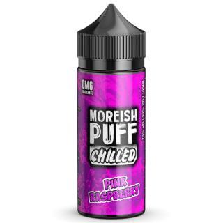 Moreish Puff Pink Raspberry Chilled Shortfill