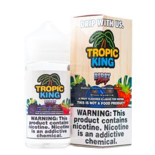 Tropic King Berry Breeze Shortfill
