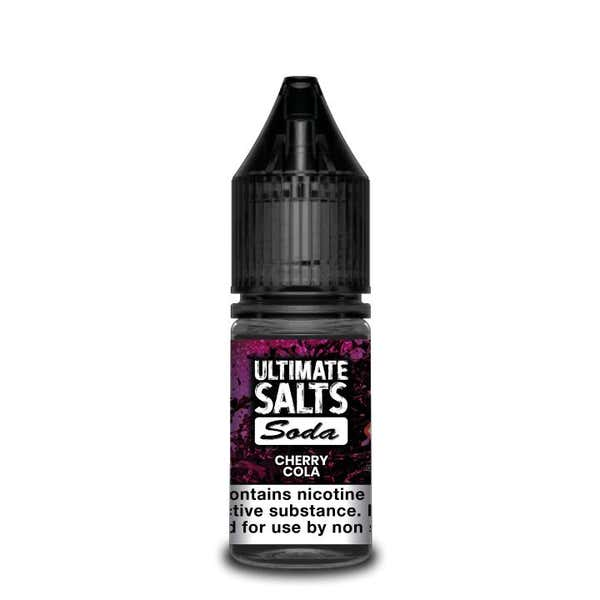 Soda Cherry Cola Nicotine Salt by Ultimate Puff