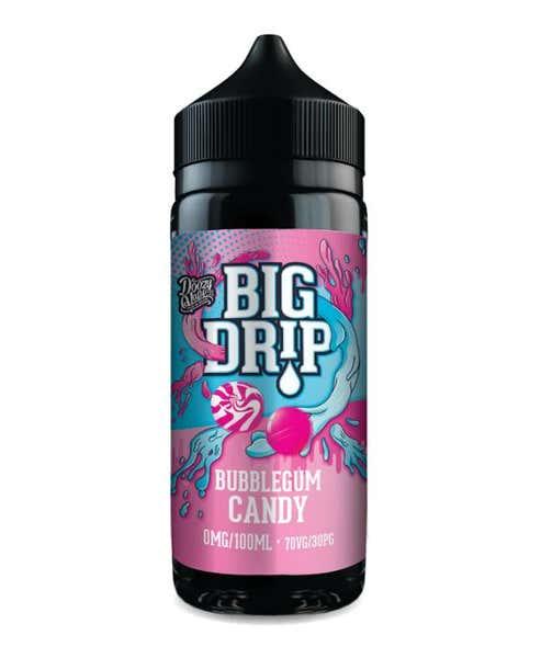 Bubblegum Candy Shortfill by Big Drip