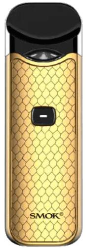 Prism GoldZinc Alloy NORD Vape Device by SMOK