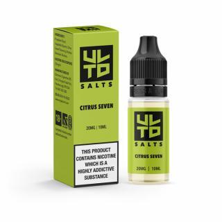 ULTD Citrus Seven Nicotine Salt