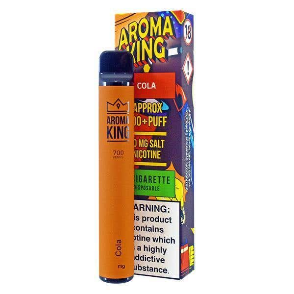Cola Disposable by Aroma King