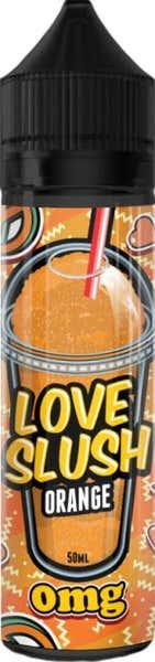 Orange Slush Shortfill by Love Slush