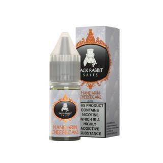 Jack Rabbit Mandarin Cheesecake Nicotine Salt