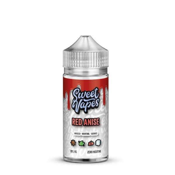 Red Anise Shortfill by Sweet Vapes