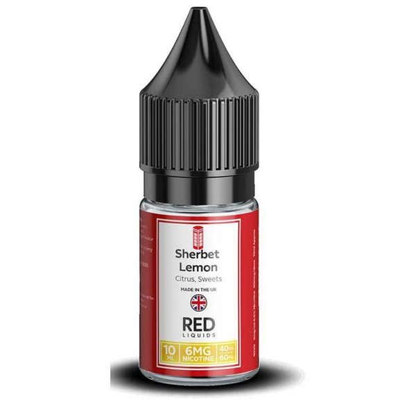 Sherbet Lemon Regular 10ml by RED