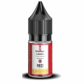 RED Sherbet Lemon Regular 10ml