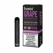 Grape Disposable by Frumist