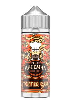 The Juiceman Toffee Cake Shortfill