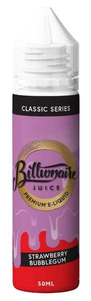 Strawberry Bubblegum Shortfill by Billionaire Juice