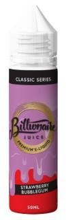 Billionaire Juice Strawberry Bubblegum Shortfill