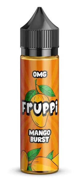 Mango Burst Shortfill by Fruppi