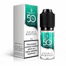 Double Menthol Regular 10ml by Vapouriz