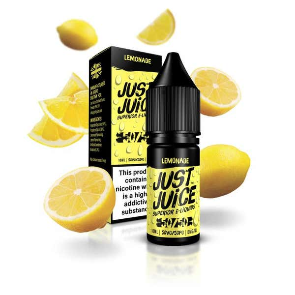 Lemonade Regular 10ml by Just Juice