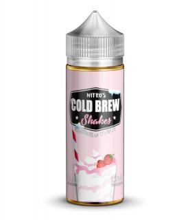 Nitros Cold Brew Strawberry & Cream Shortfill