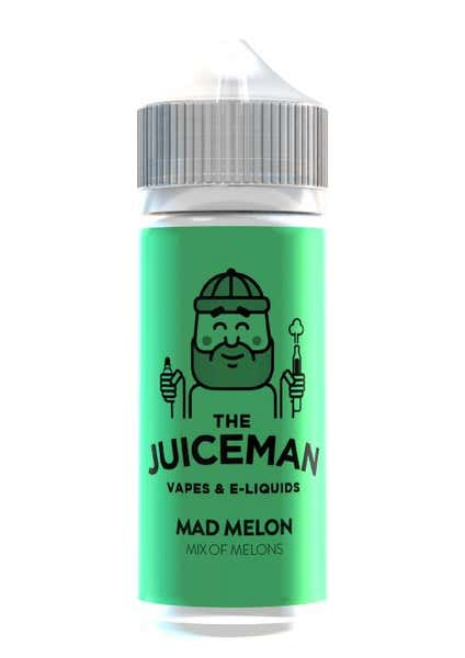 Mad Melon Shortfill by The Juiceman