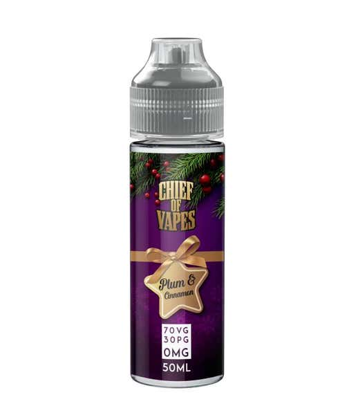 Plum & Cinnamon Shortfill by Chief Of Vapes
