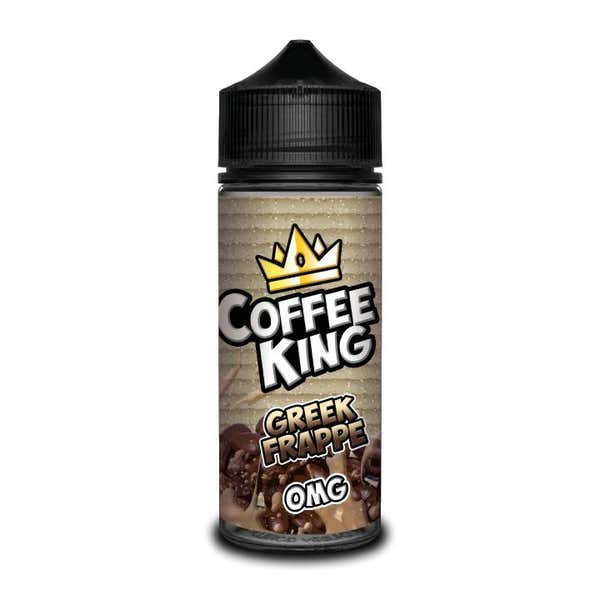 Greek Frappe Shortfill by Coffee King