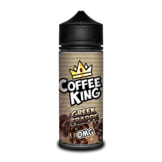 Coffee King Greek Frappe Shortfill