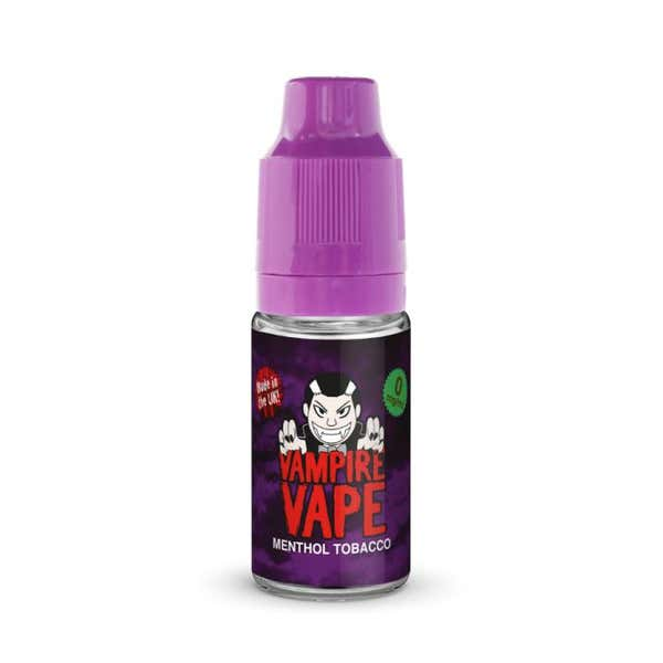 Menthol Tobacco Regular 10ml by Vampire Vape