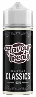 Flavour Treats Master Black Shortfill