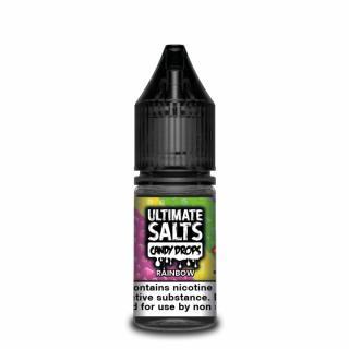Ultimate Puff Candy Drops Rainbow Nicotine Salt