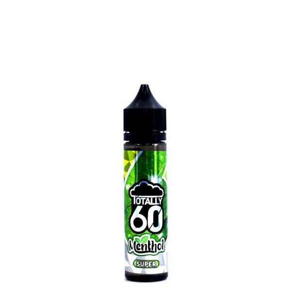 Super Menthol Shortfill by Totally 60