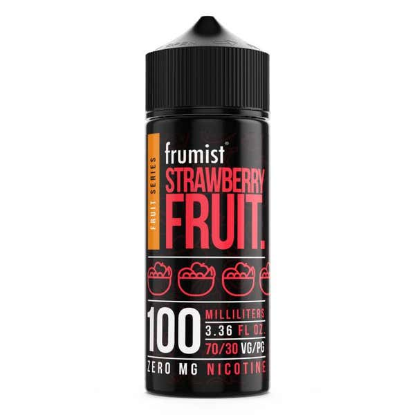 Strawberry Fruit Shortfill by Frumist