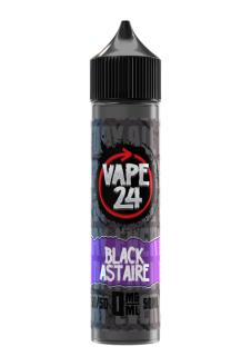 Vape 24 Black Astaire Shortfill