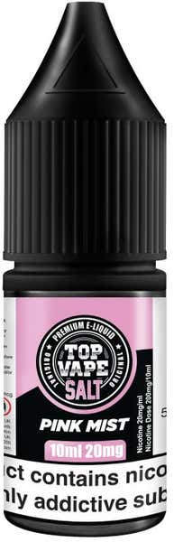 Pink Mist Nicotine Salt by Top Vape