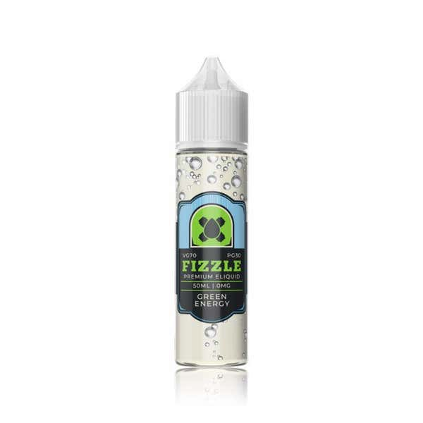 Green Energy Shortfill by Fizzle Juice