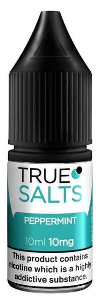 Peppermint Nicotine Salt by True Salts
