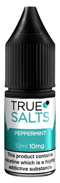 Peppermint Nicotine Salt by True Salts