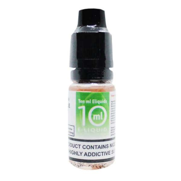 Double Mint Regular 10ml by 10ml by P&S