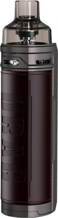 ChestnutAlloy & Leather Drag X Vape Device by VooPoo