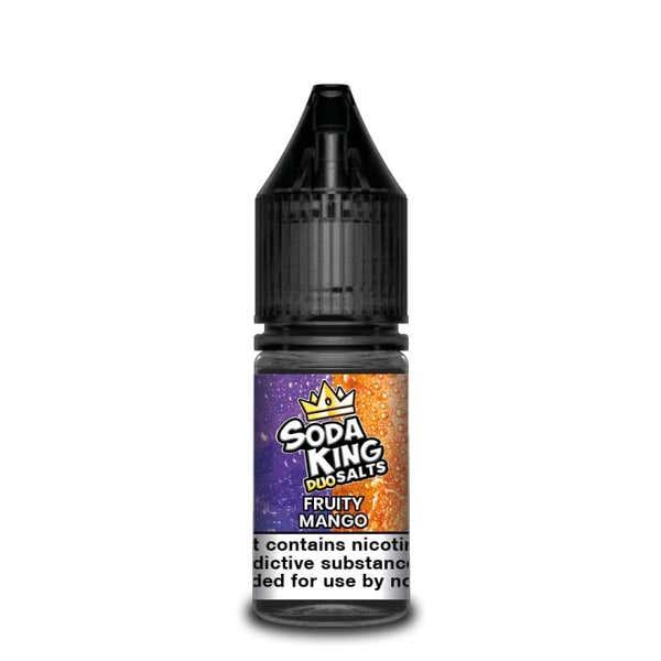 Duo Fruity Mango Nicotine Salt by Soda King