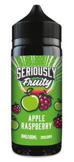 Seriously Created By Doozy Apple Raspberry Shortfill