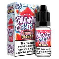 Blood Orange Nicotine Salt by Frutanta Frozen