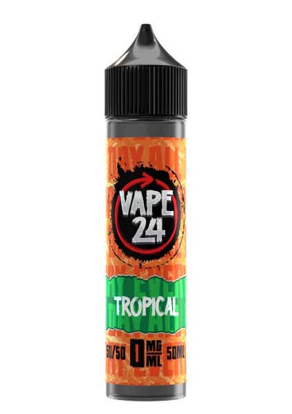 Tropical Shortfill by Vape 24