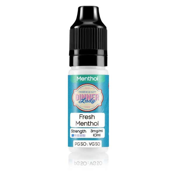 Fresh Menthol Regular 10ml by Dinner Lady