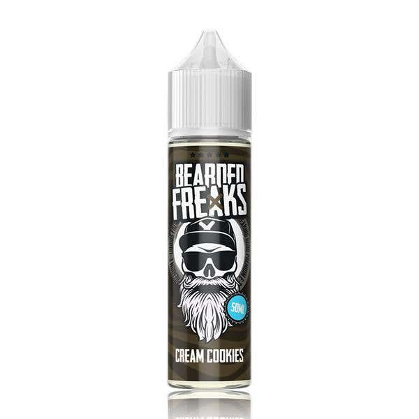 Cream Cookies Shortfill by Bearded Freaks