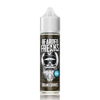 Bearded Freaks Cream Cookies Shortfill