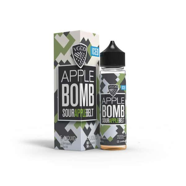 Iced Apple Bomb Shortfill by VGOD
