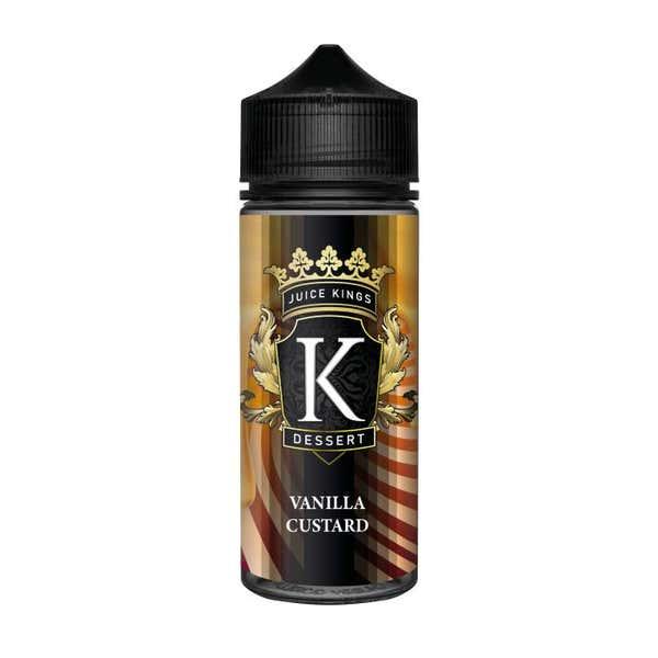 Vanilla Custard Shortfill by Juice Kings
