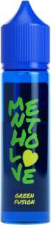 Mentholove Green Fusion Shortfill